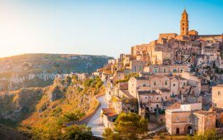 Rondreis Puglia met culturele stop in Matera - panorama - Matera (Sassi di Matera)