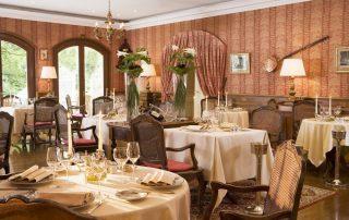Stijlvol kasteelverblijf in de Elzas - restaurant