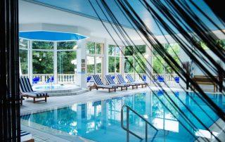 Stijlvol kasteelverblijf in de Elzas - zwembad