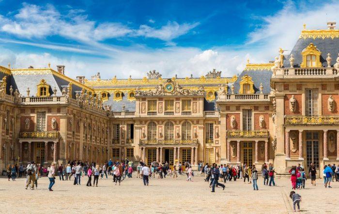Met Els Van Hoof naar Versailles