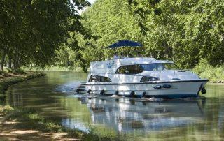 Vertrek op vaarvakantie - Canal du Midi (foto: TUI)