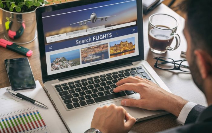 Clear, efficient, and cost-saving - Booking business trips online