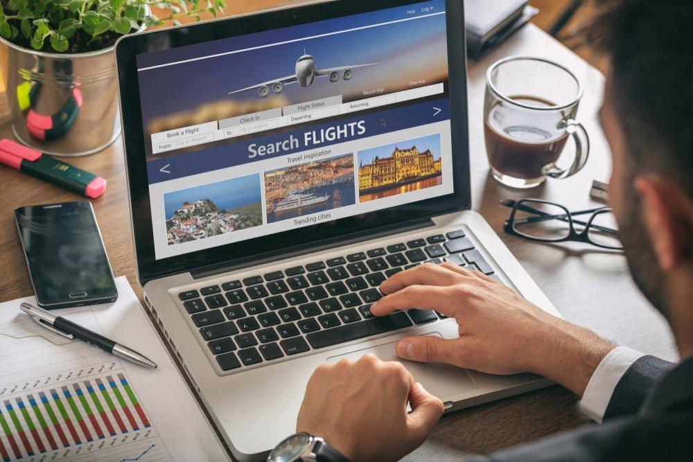 Clair, efficace et économique - Réservation en ligne de voyages d'affaires