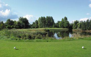 3-daagse Zeeland - Hostellerie Schuddebeurs - golfterrein