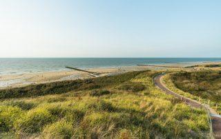 3-daagse Zeeland - duinen van Domburg