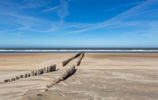 3-daagse Zeeland - strand van Domburg