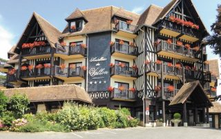 Charmant logeren aan de Normandische kust - Best Western Plus Hostellerie du Vallon