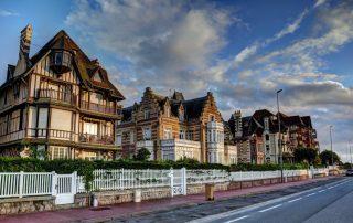 Charmant logeren aan de Normandische kust - Deauville