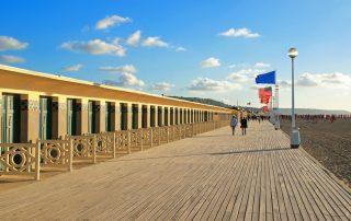 Charmant logeren aan de Normandische kust - Deauville - strand