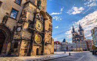 Citytrip Praag - Astronomisch uurwerk