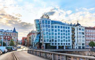 Citytrip Praag - Dansend Huis