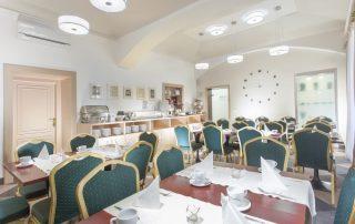 Citytrip Praag - Hotel Lunik - restaurant