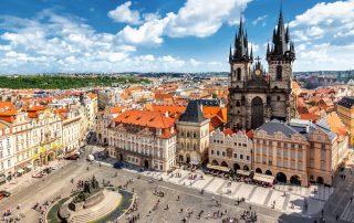 Citytrip Praag - Plein van de Oude Stad