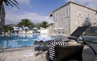 Het voormalige Joegoslavië - Hotel Lapad Dubrovnik