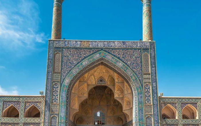 Met Paul De Vos naar Iran