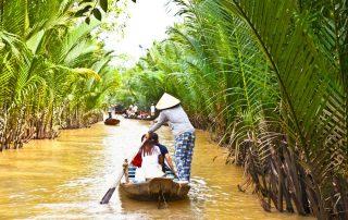 Rondreis Vietnam - Ben Tre - Mekong Delta