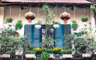 Rondreis Vietnam - Oude stadswijk - Hanoi