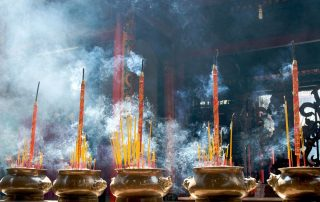 Rondreis Vietnam - Thien Hau Pagoda - Ho Chi Minh City