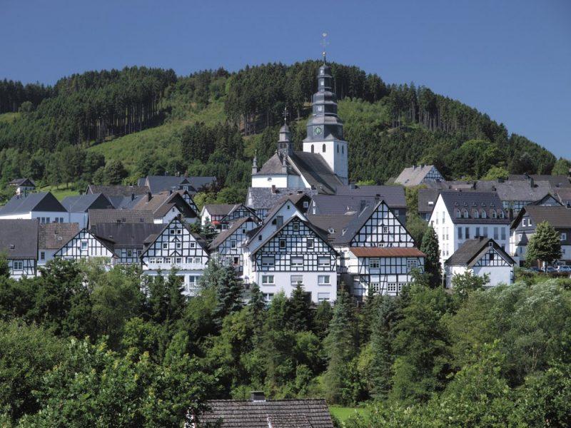 Sauerland - Land der 1.000 bergen - Hallenberg