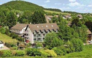 Sauerland - Land der 1.000 bergen - Hesborner Kuckuck - hotel