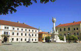 Rondreis door het voormalige Joegoslavië - Osijek - Kroatië