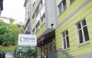 4 daagse citytrip aan de Donau Budapest - Hotel Carlton