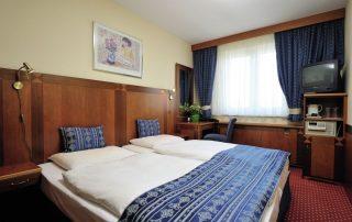 4 daagse citytrip aan de Donau Budapest - Kamer hotel Carlton