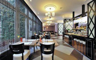 4 daagse citytrip aan de Donau Budapest - Restaurant