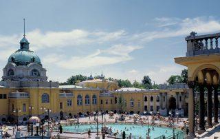 4 daagse citytrip aan de Donau Budapest - Thermaal baden