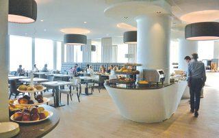 De Belgische Kust - C-Hotel Andromeda - Oostende