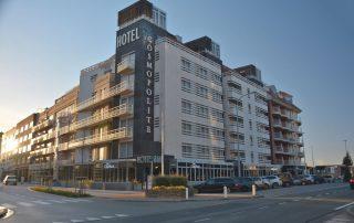 De Belgische Kust - Hotel Cosmopolite - Nieuwpoort