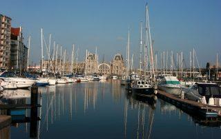 De Belgische Kust - jachthaven - Oostende