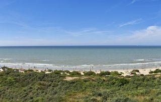 De Belgische Kust - strand - De Panne