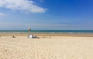 De Belgische Kust - strand - Middelkerke