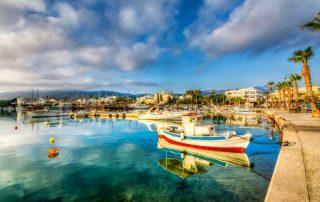 Kos, de favoriete bestemming van collega Philip - haven