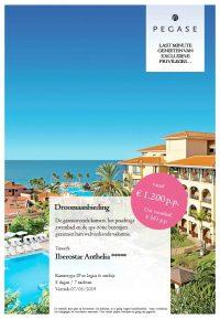 Last Minutes en Promoties - Pegase - Tenerife - Iberostar Anthelia