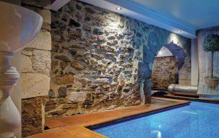 Lyon, hoofdstad van de gastronomie - Grand hotels des terreaux - zwembad