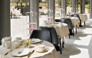 Overnachten in Downtown Dubai - restaurant - Hotel Address Downtown