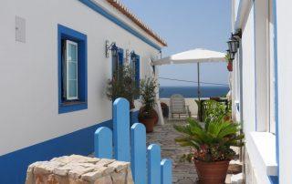 Portugal, de favoriete bestemming van collega Josephine - Buurt van sagres