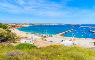 Portugal, de favoriete bestemming van collega Josephine - Haven Sagres