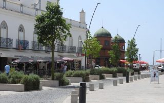 Portugal, de favoriete bestemming van collega Josephine - Olhao