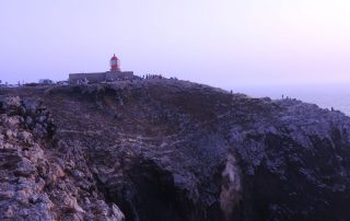 Portugal, de favoriete bestemming van collega Joséphine - Sagres