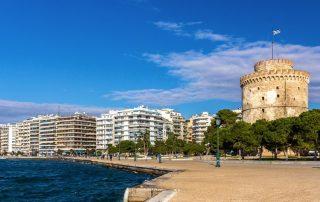 Rondreis Halkidiki – Langs mooie ongerepte Griekse kusten - Lefkos Pyrgos - Thessaloniki