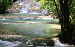 Rondreis Jamaica – Relaxen in de Caraïben - Dunn's River Falls