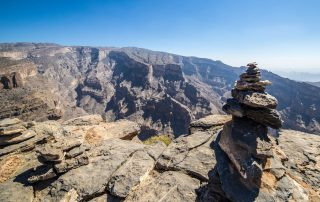 Rondreis Oman - Jebel Shams