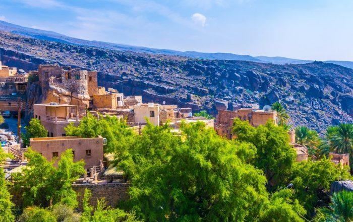 Rondreis Oman - Misfah