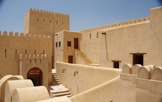 Rondreis Oman - Nizwa fort