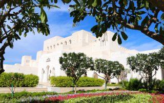 Rondreis Oman - Operahuis - Muscat