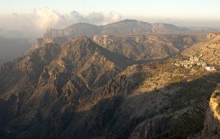 Rondreis Oman - Sayq Plateau