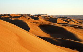Rondreis Oman - Wahiba Sands